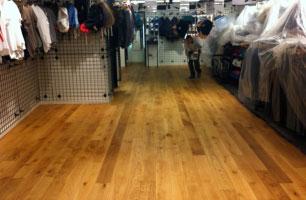 expert floor restoration services