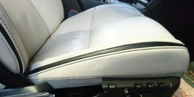 car leather repair